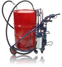 Portable Hydraulic Drum Cart