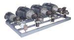 PLC Controlled Hydraulic Power Unit